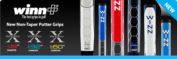 WinnPro X Putter Grips